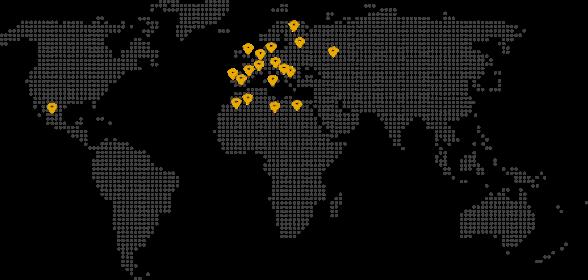 Projekti u svijetu